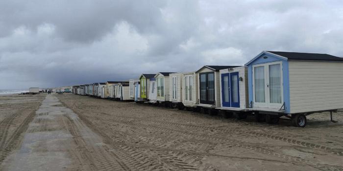 strandhuisje verzekeren